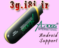 HSPA  3G-USB Adapter Across international-Qualcomm Mobile ExpressCard-7.2 Mbps data-Android Support